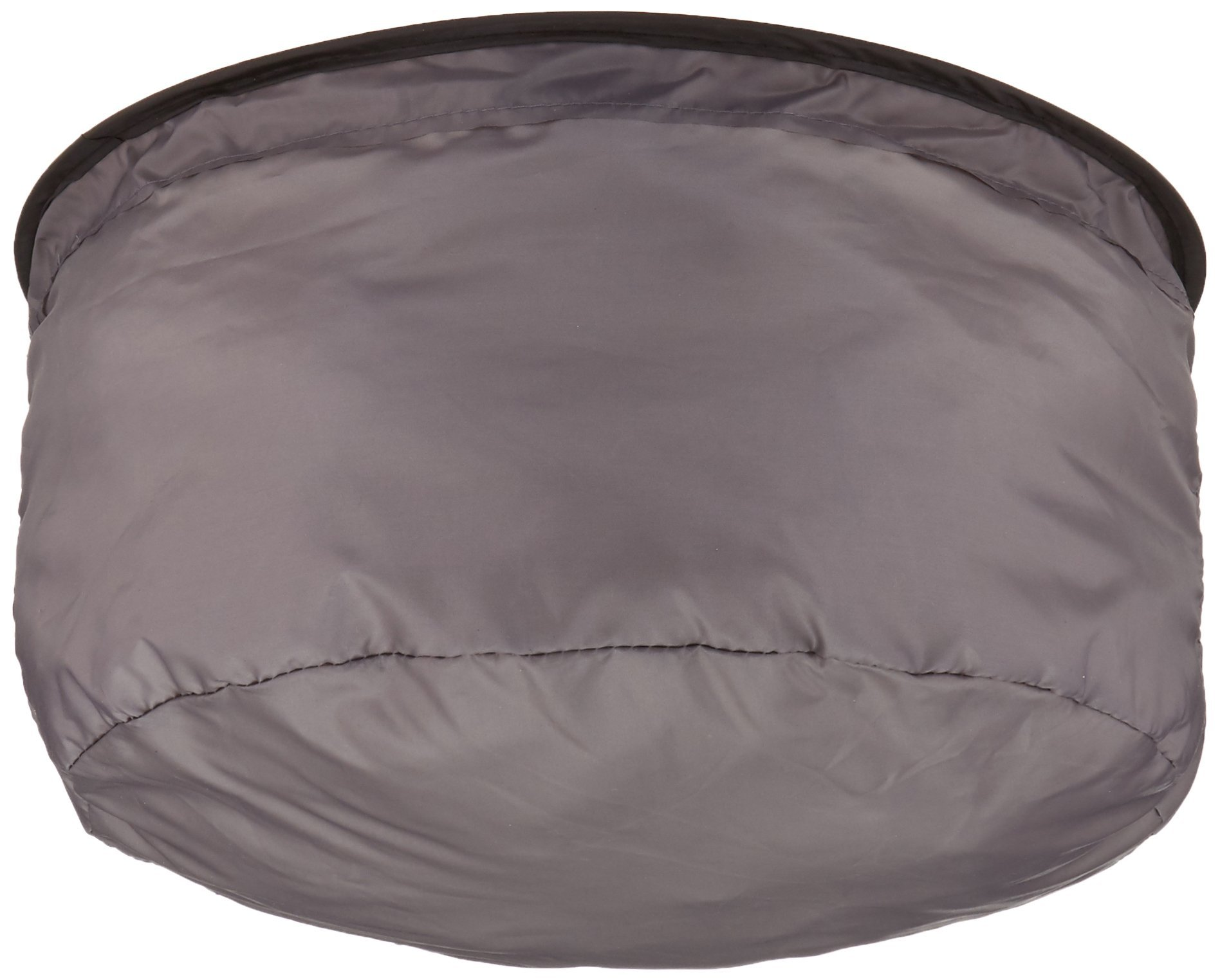 OEM SYSTEMS COMPANY ISF-147 Pop-up Nylon Ceiling Speaker Protective Cover (Single) BLACK