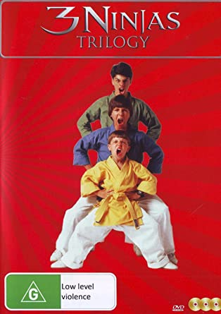 Amazon. Com: 3 ninjas trilogy (3 ninjas kick back / high noon at.
