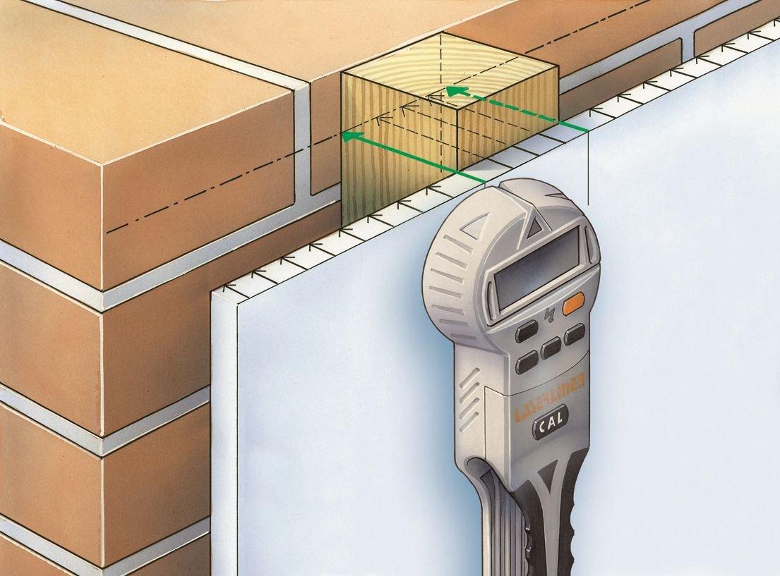 Laserliner Elektronisches Ortungsger/ät MultiFinder Pro Classic