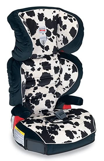 Britax Parkway SG Booster Car Seat Cowmooflage Prior Model