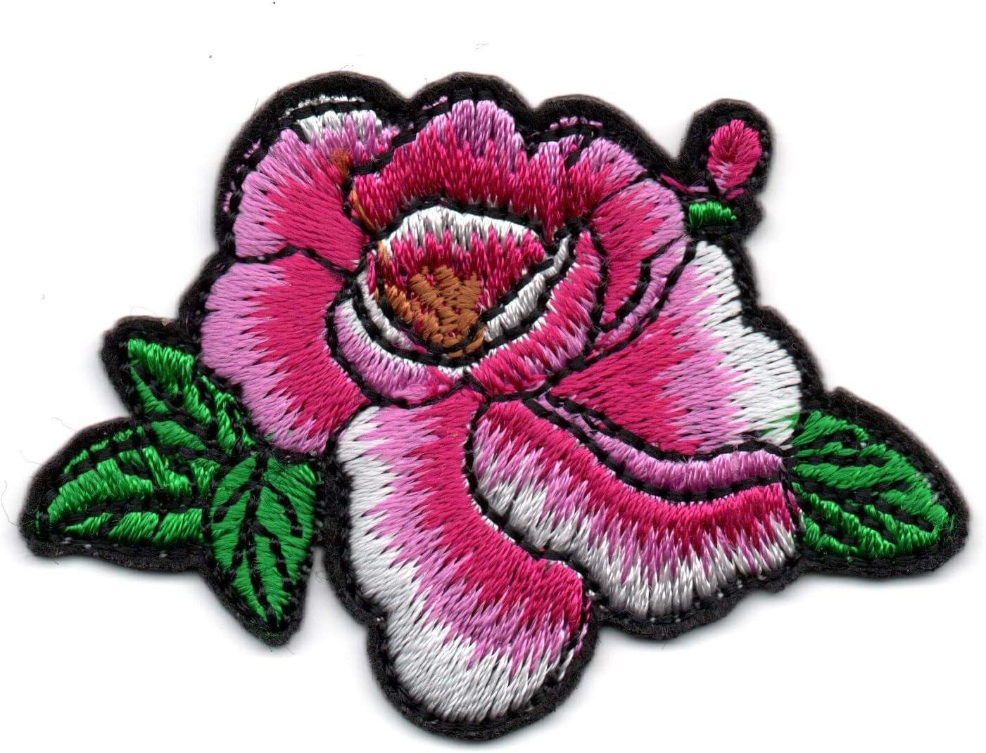 2PCS Cloth Carton Snake Pants Patch Blouse Coats DIY Embroidered Badge Applique