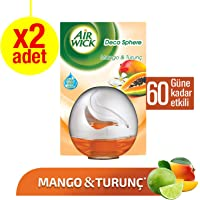 Airwick Decosphere Mango Ikili Paket