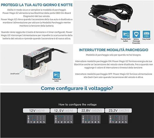 Blackvue Power Magic Ez Obd Battery Protect Parking Elektronik