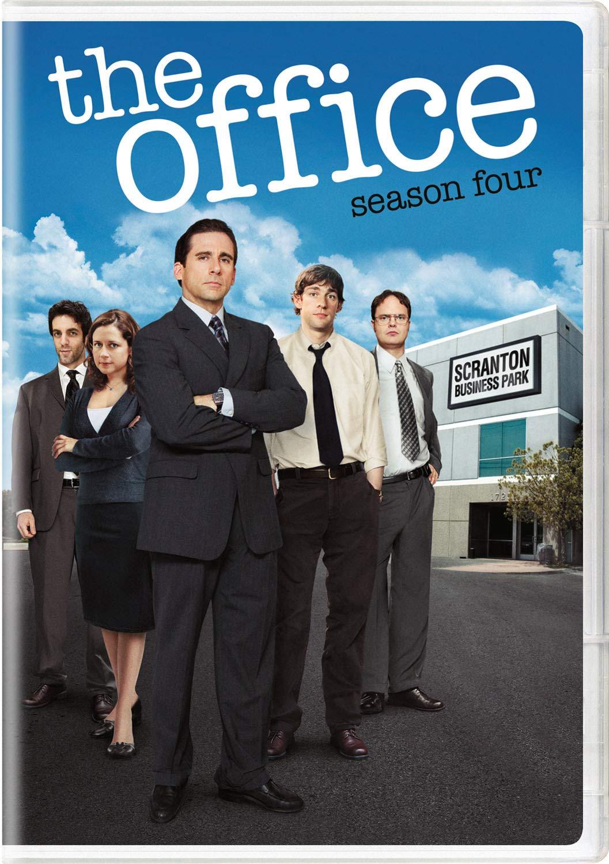 OFFICE SSN4 DVD RPKG