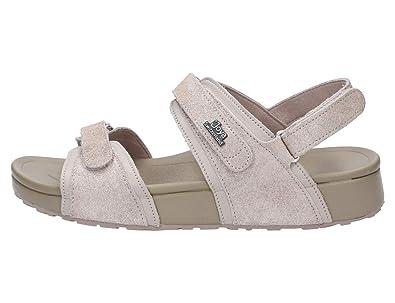 wholesale dealer 235f2 f13e9 Joya Damen Sandaletten Damen Sandale Amalfi Pearl grau ...