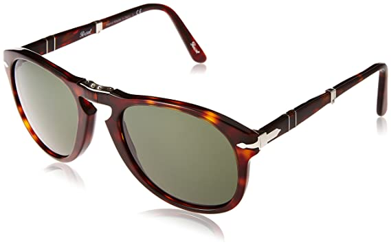 50d9f4658c Image Unavailable. Image not available for. Colour  Persol PO0714 Sunglasses  24 31-52 - Havana ...
