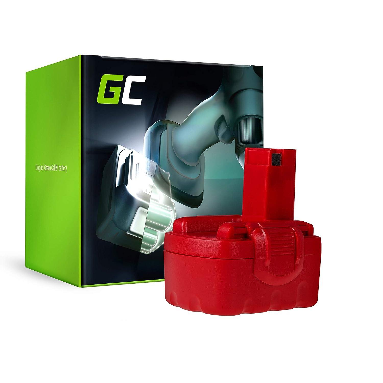 Green Cell Batterie pour Bosch GSR 14, 4-2 (Ni-Cd 1.5Ah 14.4V) Green Cell PRO PT32_50