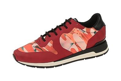 ZAPATILLAS GEOX SHAHIRA NEGRO PIEL MUJER: Amazon.es: Zapatos y complementos