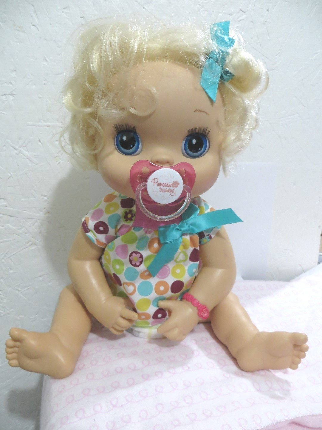 Amazon.com: My Baby Alive Chupete Princess en training- para ...