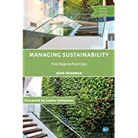 Managing Sustainability: First Steps to First Class
