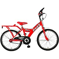 "Hero Buzz 20T Junior Bike - Red (12"" Frame)"
