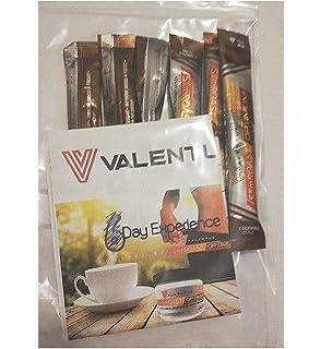 Método Valentus PLAN de 30 Días - CAFE Slim Roast Optimum de VALENTUS - Supresor del Apetito - Control y PERDIDA de PESO: Amazon.es: Salud y cuidado personal