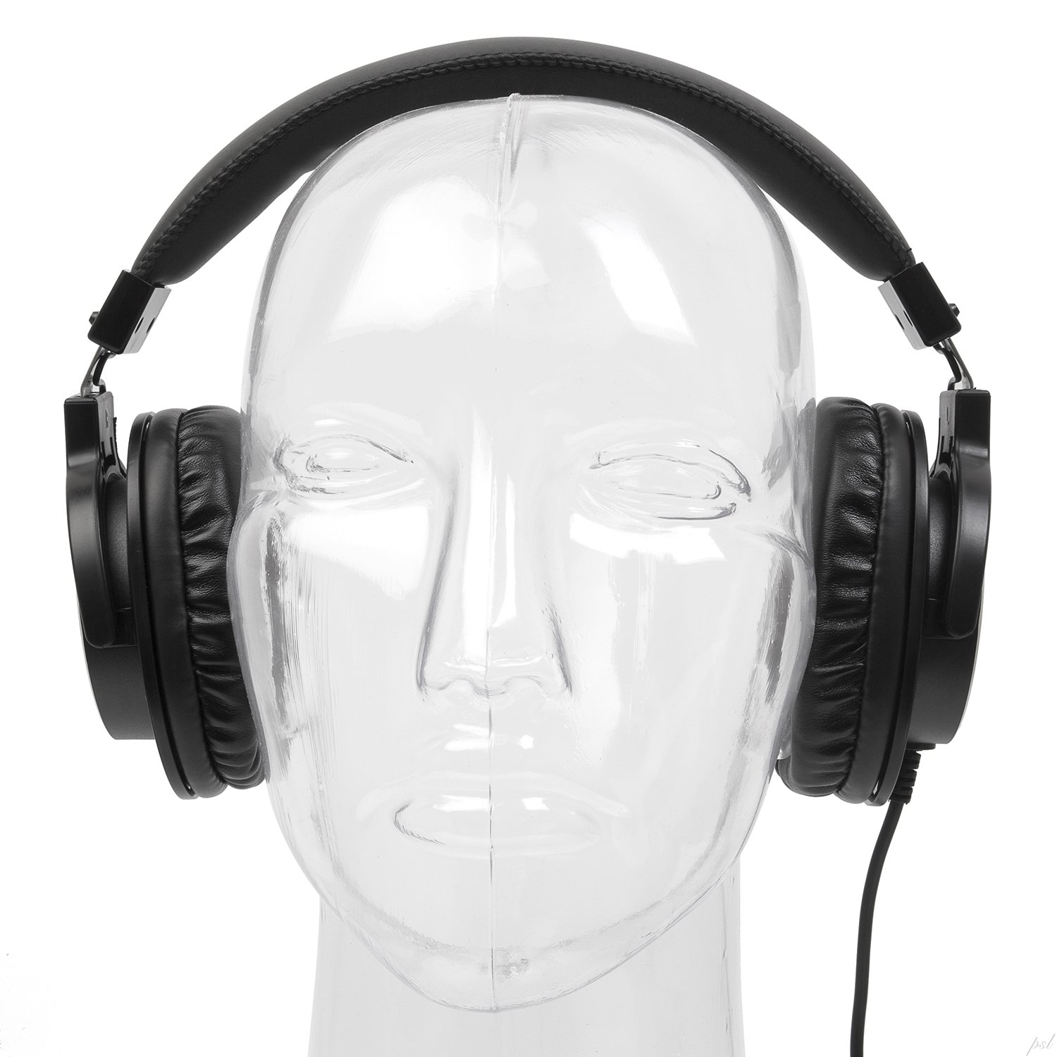 LyxPro HAS-10 Closed Back Over-Ear Professional Studio Monitor & Mixing Headphones,Music Listening,Piano,Sound Isolation, Lightweight by LyxPro (Image #3)