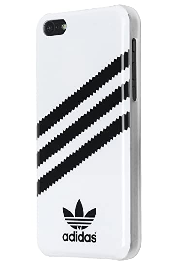 Amazon.com: Adidas Hard Case for iPhone 5C - White/Black ...