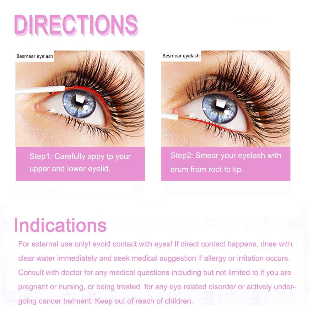 Amazon Eyelash Serum Eyelash Growth Serum Lash Enhancer Serum