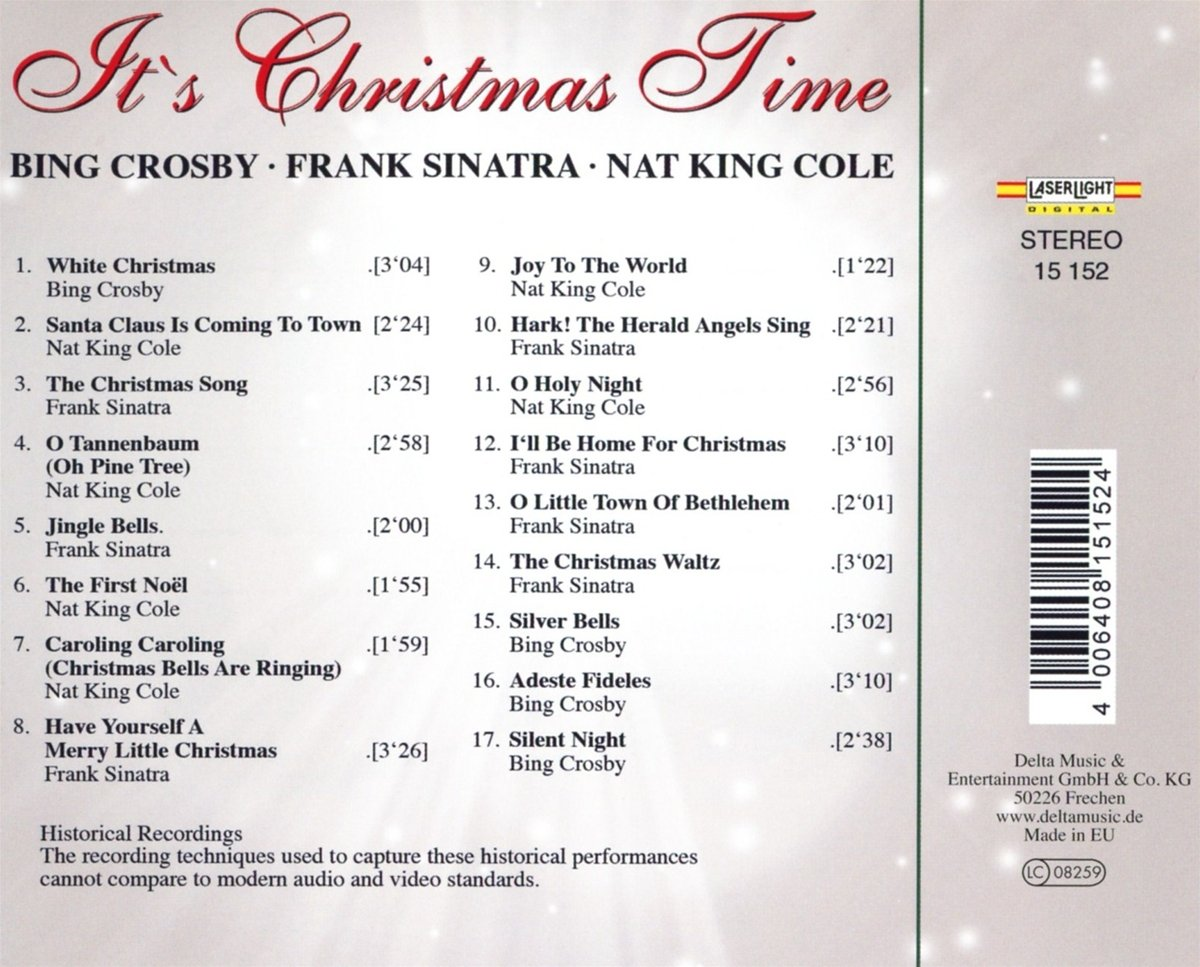 VARIOUS ARTISTS - It\'s Christmas Time - Amazon.com Music