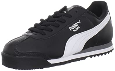 b7ff1d941 Amazon.com | Puma Unisex-Kids' Roma Basic Jr Sneaker | Sneakers