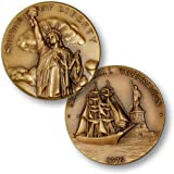 Statue of Liberty National Monument Coin
