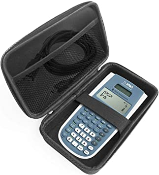 FitSand Hard Case Compatible for Texas Instruments TI-30XS MultiView Scientific Calculator
