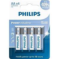 Pilha Philips alcalina AAA 1.5V