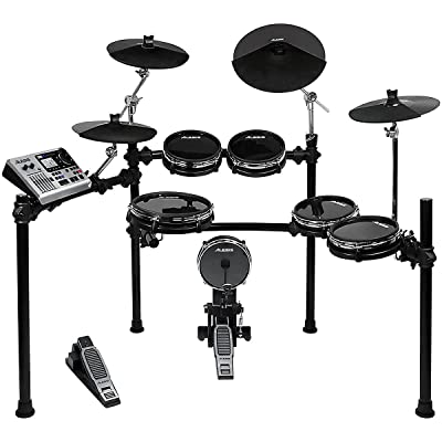 Alesis DM10 Studio Kit | Ten-Piece Professional Electronic Drum Set