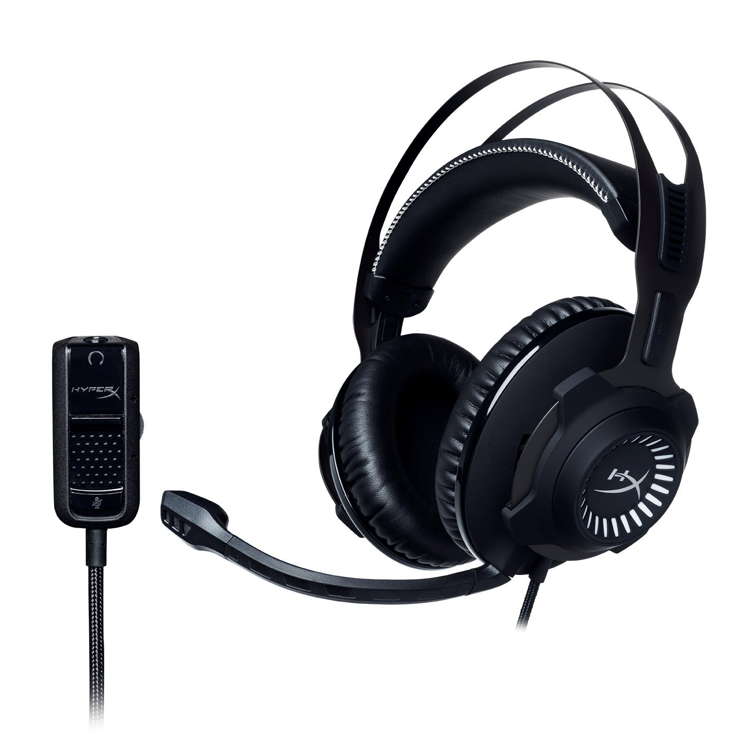 HyperX HX-HSCR-GM Cloud Revolver Gaming Headset for PC & PS4 by HyperX (Image #1)