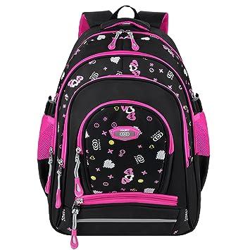 Mochilas Escolares, Coofit Bolso Mochila Deporte Mochila Colegio Backpack Grande Mochila Infantil Juveniles: Amazon.es: Equipaje