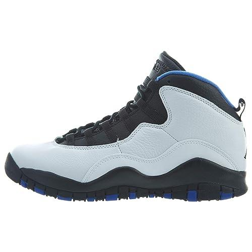 c008d57c551 Amazon.com | Jordan Kids' Nike Air 10 Retro Gs | Basketball