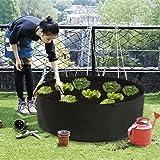 Pannow Raised Garden Bed, Fabric Raised Planting