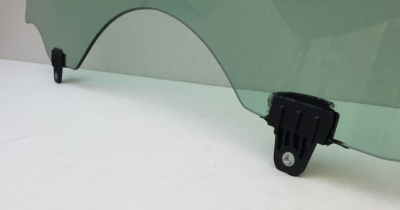 Compatible with 2007-2012 Nissan Altima 4 Door Sedan Driver Side Left Front Door Window Glass