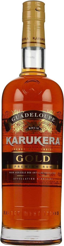 Ron Karukera Gold 40% 70 Cl: Amazon.es: Alimentación y bebidas