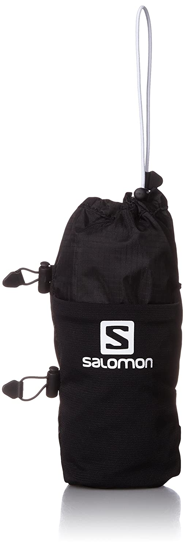 Salomon Custom Borsa Portabottiglie, Unisex – Adulto, Nero, Taglia Unica Unisex - Adulto L37993500