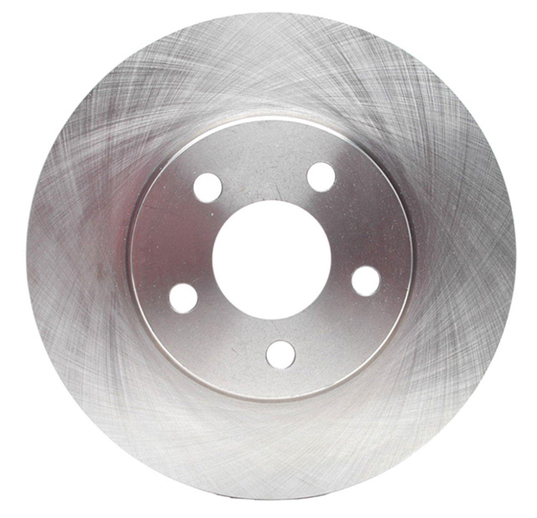 ACDelco 18A695A Advantage Non-Coated Front Disc Brake Rotor