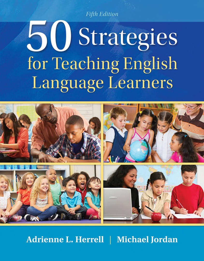 50 Strategies for Teaching English Language Learners (5th Edition) by Pearson