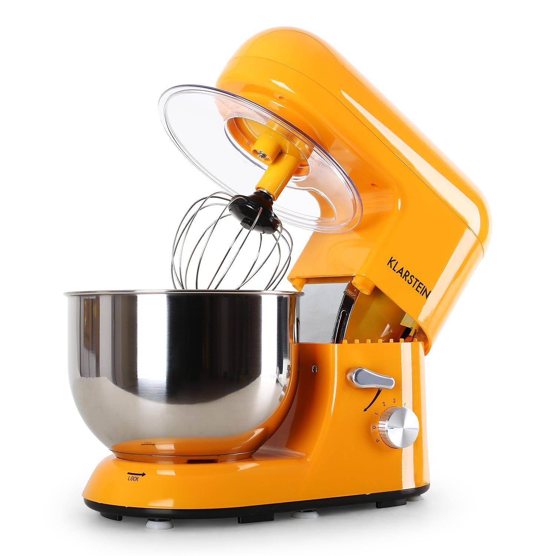 klarstein bella nera robot da cucina multifunzione mixer ... - Robot Da Cucina Impastatrice