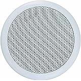 """Artsound Waterproof Encastrables MDC64 Haut-parleurs multimédia Design """"rond étanche"""" 100W Blanc"""