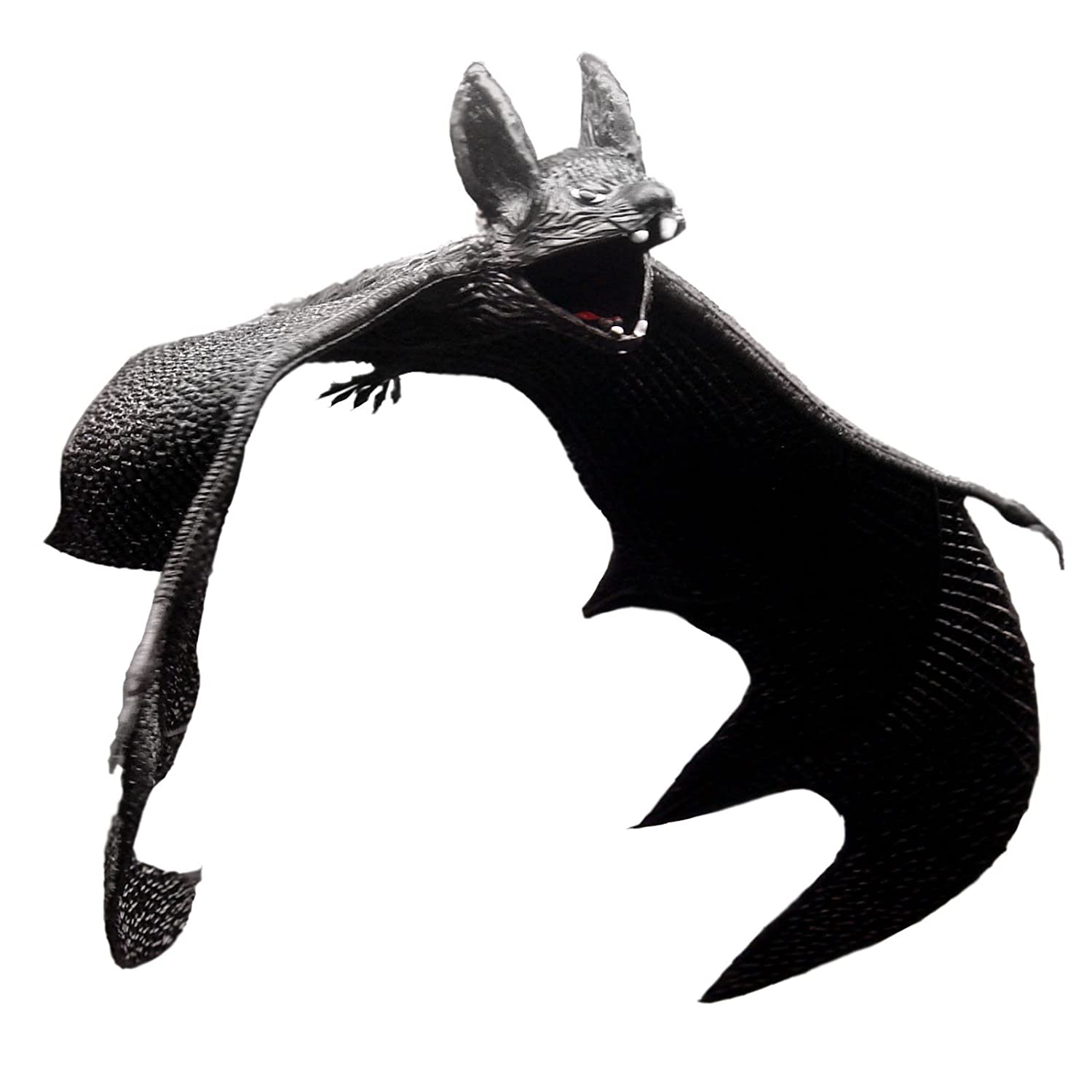 halloween horror vampire bat hanging toy prop party decoration amazoncouk toys games - Halloween Bat Decorations