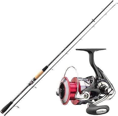 Pesca Set Combo – Jackson caña de pescar & Daiwa – Carrete de ...