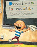 David va a la escuela (David Books)