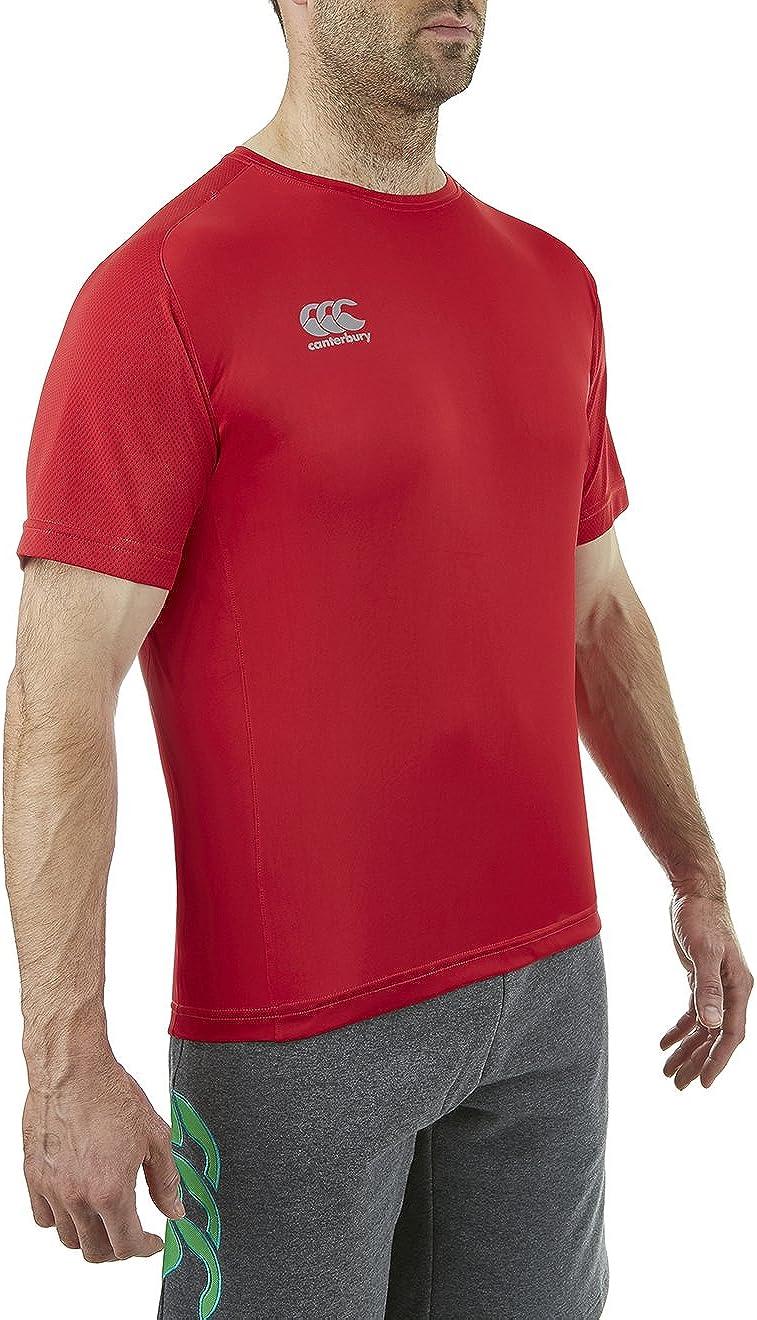 Hombre Canterbury Vapodri Superlight Camiseta
