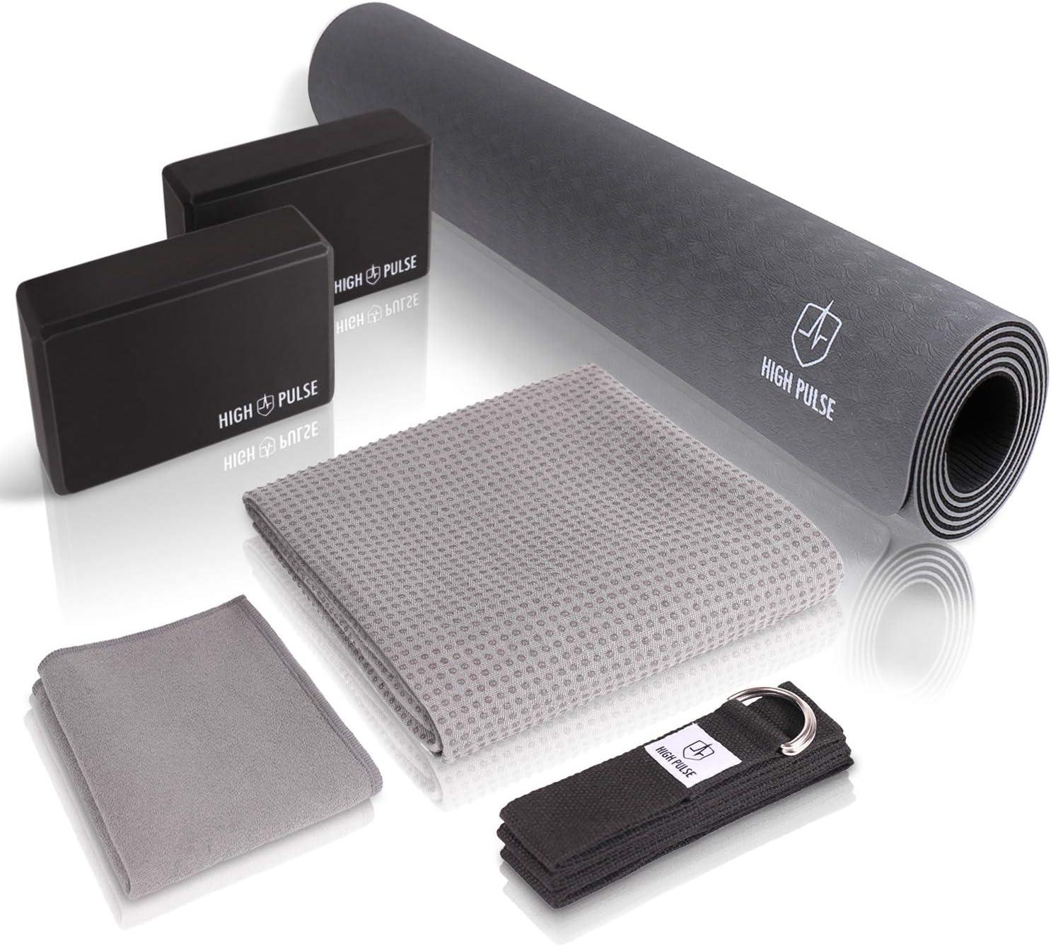 Hochwertige Yogablöcke als praktisches Zub High Pulse® Yoga Block 2er Set