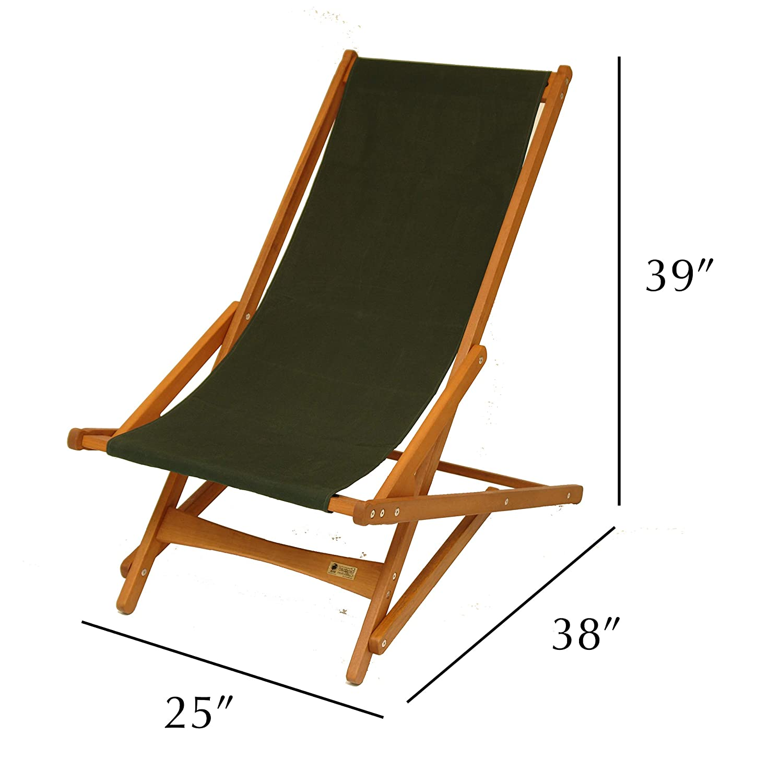 Amazon.com: pangean planeador, silla de madera por Byer de ...