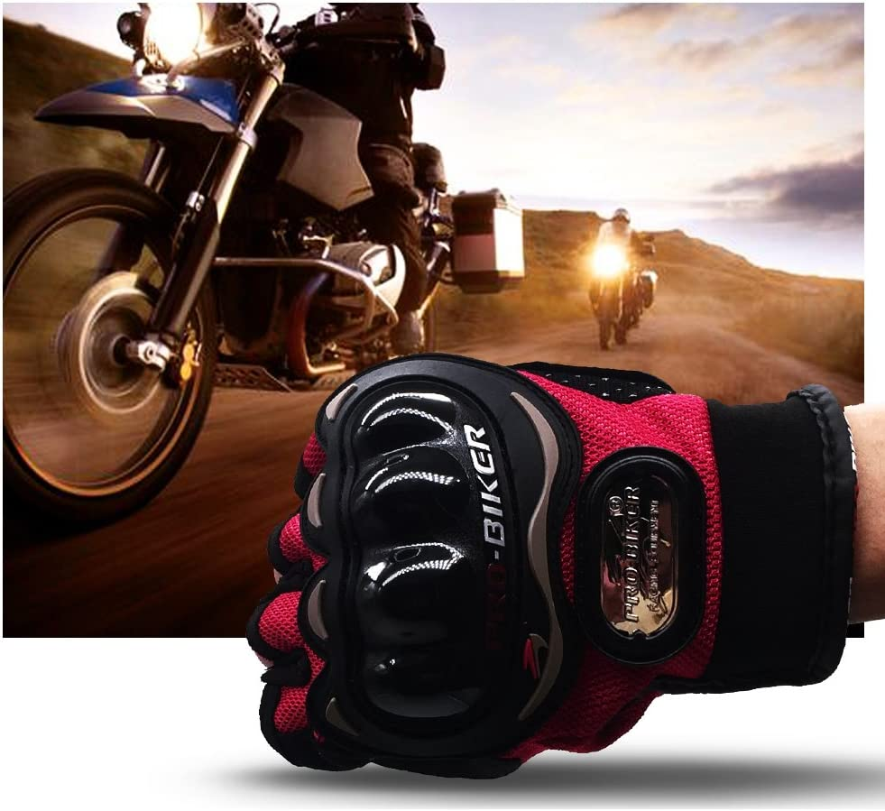 Gants de Moto //All Off-Road Gants /équitation Gants//Locomotive Knight Gants Doigt Gants d/'/équitation Ext/érieur Gants
