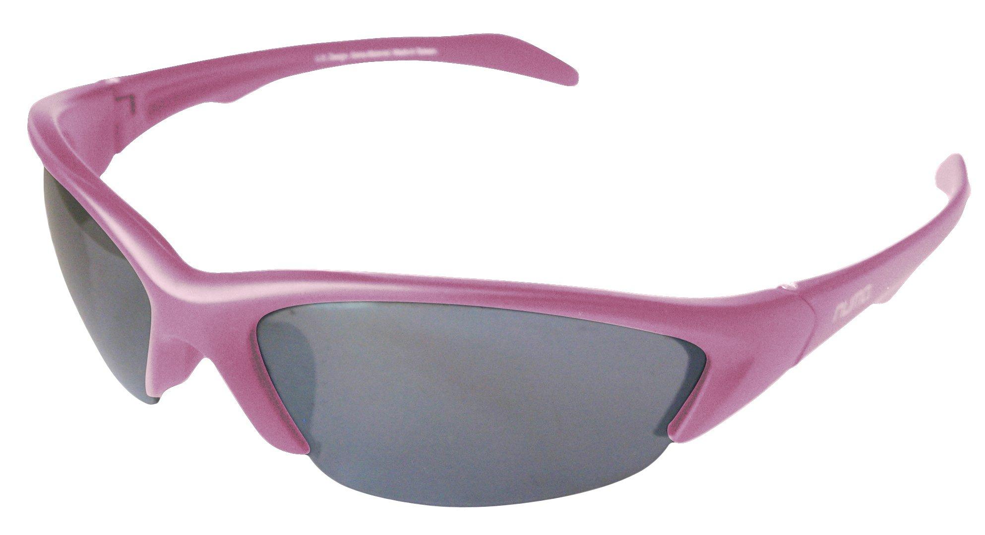 Numa Sport Optics 'Chisel Sport' Shooting Sunglasses - Pink Frames - 3 Lens Kit