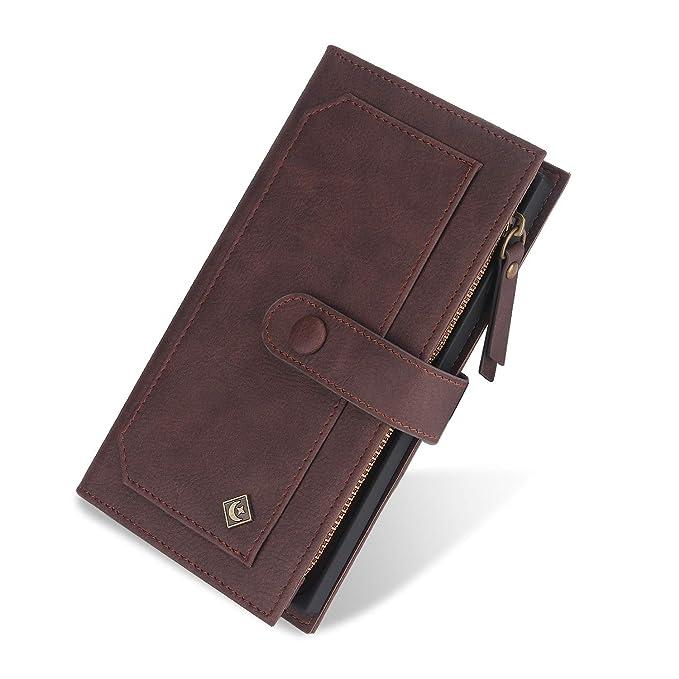 c946478fdb4 Amazon.com  Galaxy S9 Plus Wallet Case