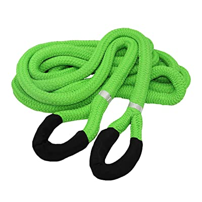 Grip 20 ft x 7/8 in Kinetic Energy Recovery Rope for Off Roading: Automotive