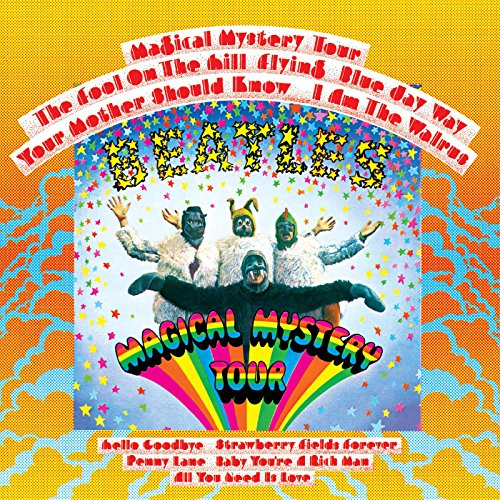 Magical Mystery Tour (Remastered 2009) Beatles Magical Mystery Tour Album