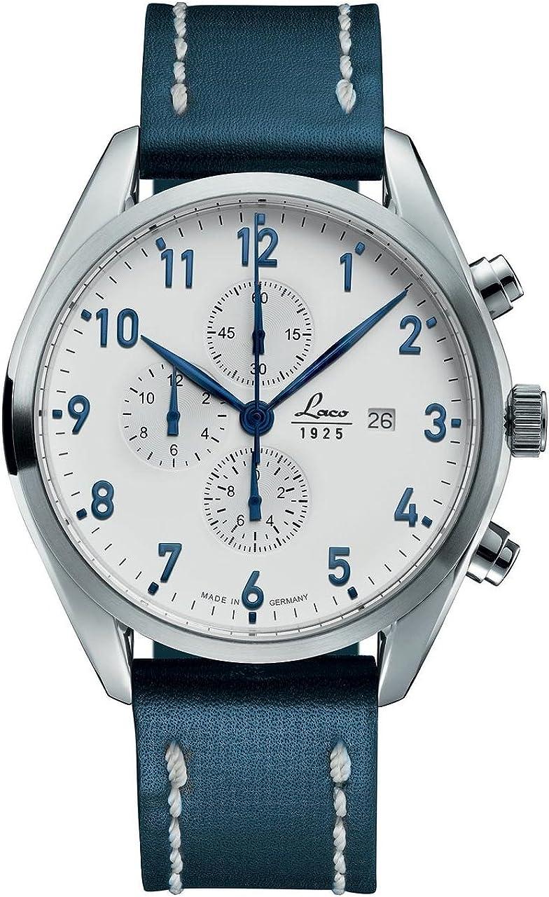 Laco Sylt German Pilot Chronograph 861789