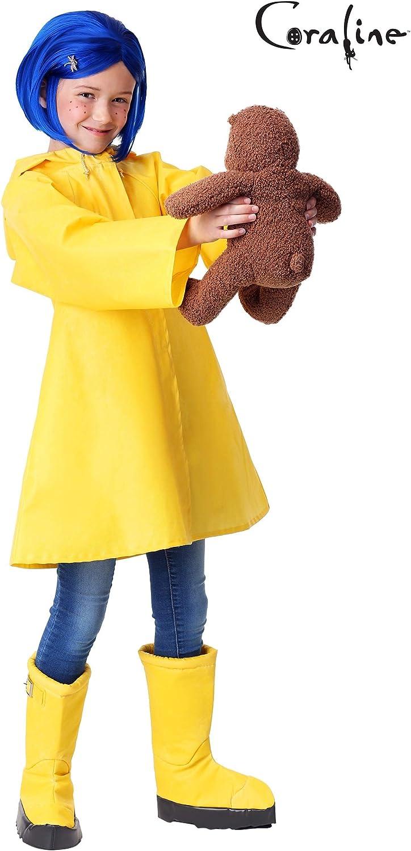 Child Coraline Costume Amazon Ca Clothing Accessories
