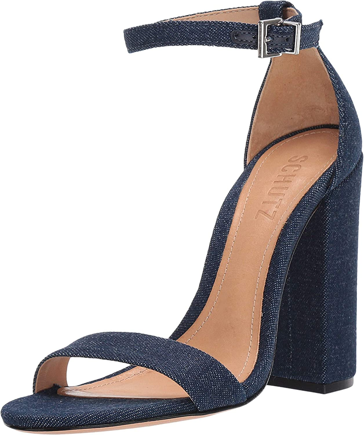Schutz Womens Enida Dress Sandal